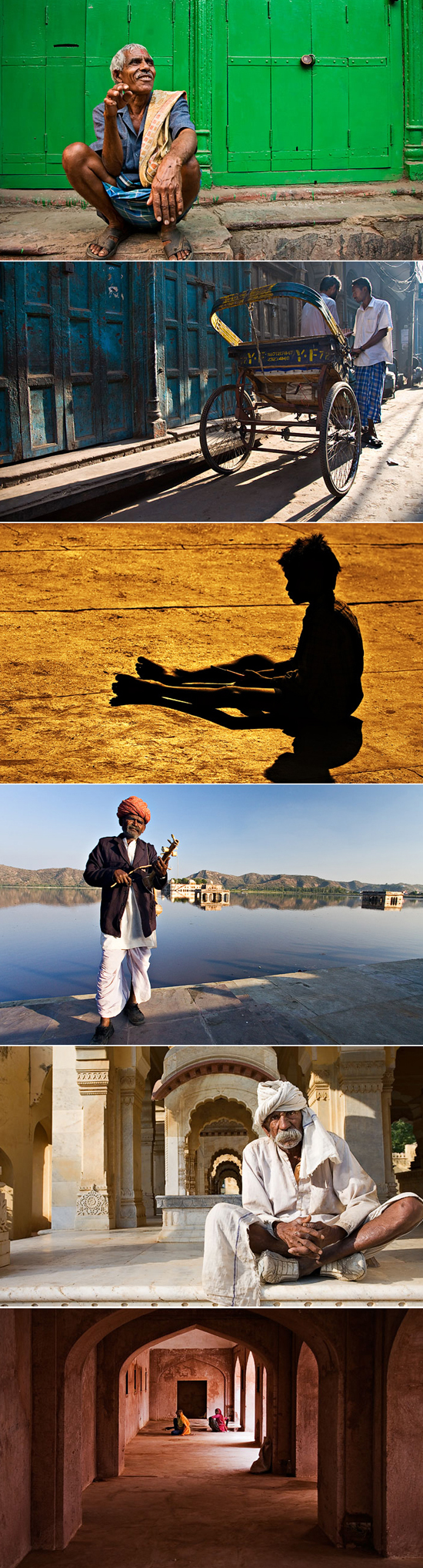 India. Delhi, Agra y Jaipur.